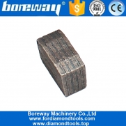 China Diameter 2000mm Wet Cutting Single Blade Diamond Granite Segment for Indian Market factory