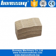 China Diameter 2500mm Wet Cutting Granite Single Blade Diamond Block Segment factory