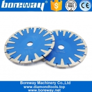 China Diamond Concave Saw Blades,T-shaped Segmented Saw Blade Manufacturer factory