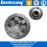 China Diamond Satellite Abrasive Wheel Tool For Calibration Polishing Grinding Stone Manufacturer factory