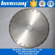 China Diamond Saw Blade For Cutting Concrete Asphalt factory