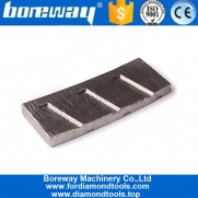China Wet Use Diamond Slant Slot Segment,Diamond Segment Cutting Supplier China factory