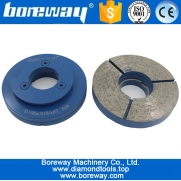 China Diamond chamfering wheels for stone edge profile factory
