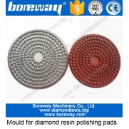 China Diamond grinding and polishing pads molds factory
