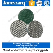 China Grinding pads iron molds,grinding pads metal molds,grinding pads aluminium molds factory