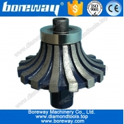 China Diamond portable router bits for profiling marble,Diamond portable router bits for profiling granite factory