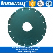 中国Diamond saw blade for cutting concrete roads工場