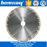 China Diamond saw blade for cutting granite factory