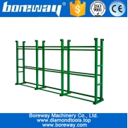 China Display rack for stone slab sample factory
