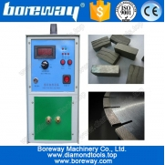 China Energy saving high frequency induction welding machine for copper tube welding factory