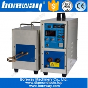 China Energy saving high frequency induction welding machine for metal quenching factory