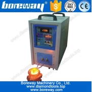 China Energy saving high frequency machine for copper tube welding factory