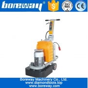China Floor grinder and sander machine for grinding stone and concrete in good price factory