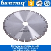 China High Frequency Welding Diamond Circular Saw Blades for Concrete Cutting with Stable Quality factory