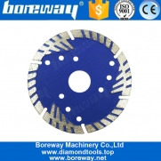 China 125mm Diamond Saw Blade Disc With Protection Segment Hard Granite Cutting Factory price fábrica