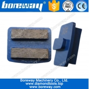 China High quality frankfurt grinding block for epoxy floor factory