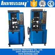 Chine Hydraulic Cold Press Machine 60Ton fully automatic Powder Cold Press for making diamond segments usine