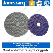 China Iron molds for grinding pad,metal molds for grinding pads,aluminium molds for grinding pads factory