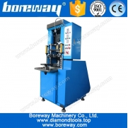 China Low price automatic mechanical tableting press for abrasive powder china factory cold press machine factory