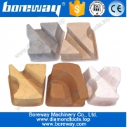 China Magnesite bond frankfurt abrasive grinding block factory