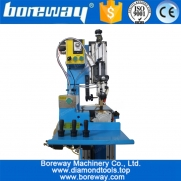 China Manual Rack High Frequency Induction Machine Weld Diamond Segment Blade factory