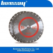 China Old concrete road cutting blade factory
