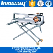 China Portable Multi function stone and ceramic cutting machine -QX600 factory