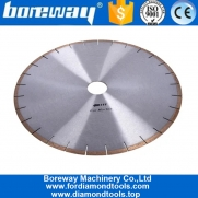 China Professional Grade Diamond Disc Saw Blade for Marble Cutting factory
