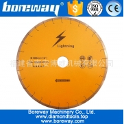China Professional purpose diamond saw blade for marble(fish hook silent disc) factory