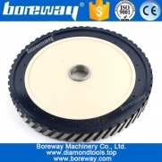 China Quality Metal Bonded Stone Diamond Milling Wheels for Calibrating Marble, granite factory
