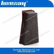 China Resin Bond Fickert Buff Abrasive Block for Polishing Granite factory