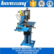 الصين مصنع Semi Automatic Diamond Saw Blade Welding Machine best selling diamond saw blade welding rack