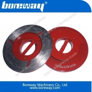 China Snail lock diamond cup grinding wheels factory