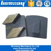 Кита Soft Bond Double Rhombus Concrete Grinding Segments With Redi Lock завод