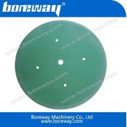 China Super Thin Diamond Tipped Cutting Disc For Gemstone factory