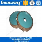 China Supply 250mm CNC tuck point wheel factory