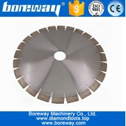 China Fornecimento D350 * 3.2 * 20 * 40mm * 50 / 60mm Diamond Slient Cutting Saw For Granite fábrica