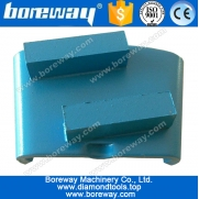 China Supply trapezoid grinding block for stone floor factory