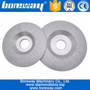 China Vacuum Brazed diamond grinding cup wheel for all Stone and Construction Material china wholesaler factory