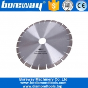 China Wet Cutting 350mm Diamond Saw Blades for Reinforced Concrete factory