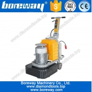 China floor polishing equipment, how to use concrete grinder, concrete scraper machine, factory