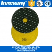 China 7 inch polishing pad, floor buffing pad, pro polish pad, factory
