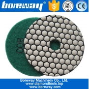 China resin pad only, floor buffing pads color code, diamant pads, factory