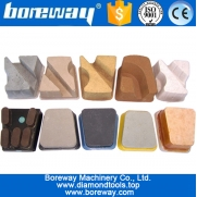 China polishing abrasives, marble diamond pads, factory
