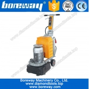 China grinding concrete slab level, grinding epoxy off concrete, on floor grinders, factory