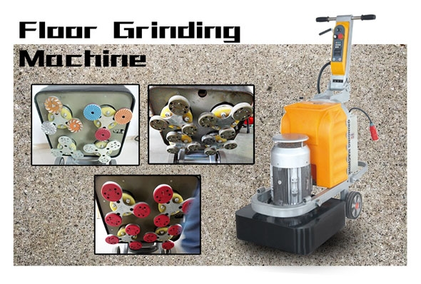 China What are the characteristics of floor grinding machines? on sales