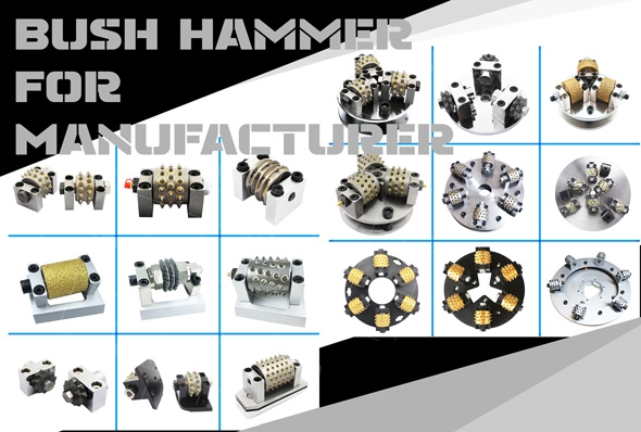 China How to wholesale bush hammer tools? on sales