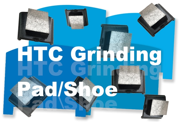 China What are the advantages of boreway HTC floor grinding block? on sales