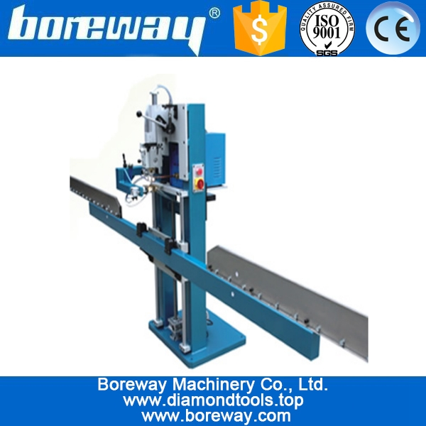 automatic diamond gang saw blade welding rack