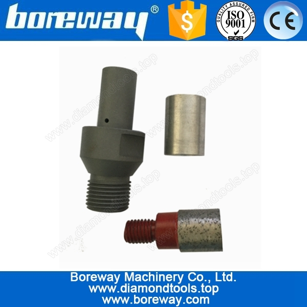 Supply Diamond CNC Screw Drill Bit For Drilling Granite